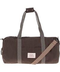 Zelenohnědá cestovní taška Jack & Jones Ty