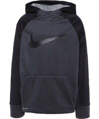 Nike Performance THERMA Kapuzenpullover anthracite/black
