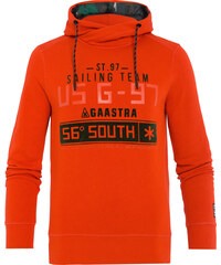 Gaastra Hoodie Polaris orange Herren