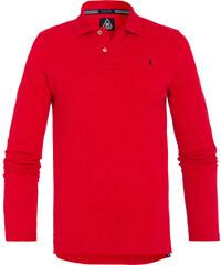 Gaastra Rugby Shirt Royal Sea rot Herren