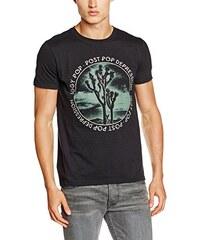 Iggy Pop Herren T-Shirt Pops Ppd-Joshua Tree