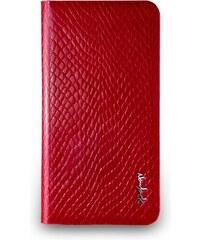 NavJack Python Series Folio Case pro iPhone 5/5S - Scarlet Red