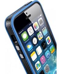 NavJack Trim Series Bumper pro iPhone 5/5S - Azure Blue