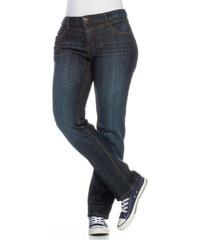 sheego Strečové džíny, sheego tmavě modrá - Kratší/delší nohavice (K,L)