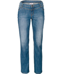 sheego Strečové džíny, sheego středně modrá - Normální délka nohavic (N)