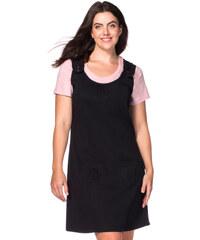 SHEEGO CASUAL Šaty, sheego Casual černá