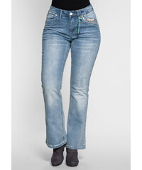 JOE BROWNS Vintage džíny, Joe Browns světle modrý Denim - Kratší/delší nohavice (K,L)
