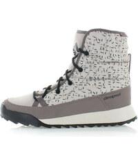 adidas PERFORMANCE Hnědo-béžové boty ADIDAS CW Choleah Padded