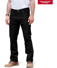 Hero Regular Straight-Jeans Denver Black - W32-L30