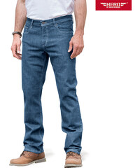 Hero Regular Straight-Jeans Denver Deep-Blue - W32-L30