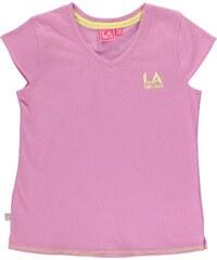 Triko la gear Move T Shirt Girls Violet
