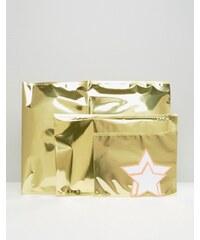 Meri Meri - Enveloppes - Doré métallisé - Multi