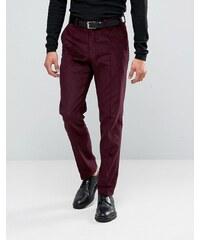 ASOS - Pantalon de costume slim coordonné - Violet - Violet