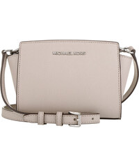 Michael Kors Selma Mini Messenger Cement