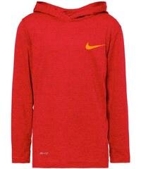 Nike Performance Tshirt à manches longues team red/total orange