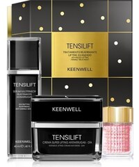 Keenwell Tensilift Liftingový denní krém 50 ml + liftingový noční krém 50 ml + krém na oční okolí 15