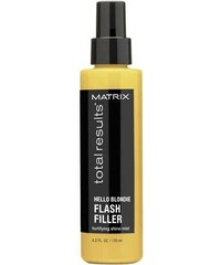 Matrix Total Results Hello Blondie Flash Filler Mist 125 ml