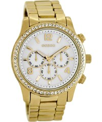 Oozoo Damen-Armbanduhr Goldfarben C8417