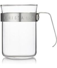 Šálky na kávu 2ks BARISTA&Co Cups Steel   nerez