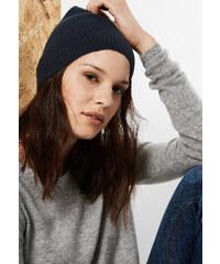 Street One Basic Beany Mütze Gilda - blau, Damen