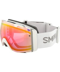 Smith Optics I/O Skibrille green sol x mirror/red sensor mirror