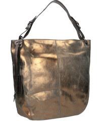 Gabor bags Zlatá kožená kabelka