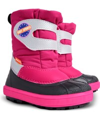 Demar Dívčí sněhule Baby Sports A - růžové