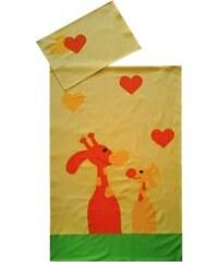 Povlečení Žirafa malé