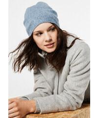 Street One Basic Beany Mütze Gilda - sterling blue, Damen