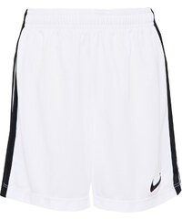 Nike Performance DRY ACADEMY Short de sport white/black
