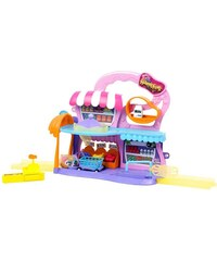 Spin Master Hamsters in a house - Supermarché - multicolore