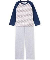 Petit Bateau Pyjama - bleu