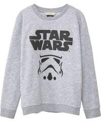 Mango Kids Star Wars - Sweat-shirt - gris chine