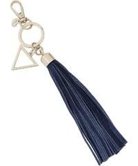 Guess Solene - Porte-clés en cuir - bleu