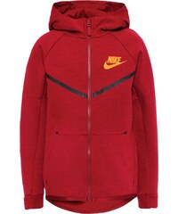 Nike Performance Sweatjacke medium team red heather/total orange