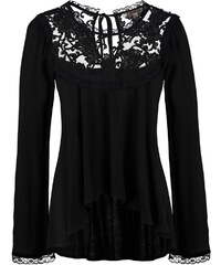 For Love & Lemons ELLERLY Bluse black
