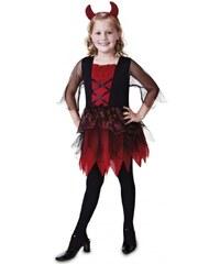 Dětský kostým Čertice Pro věk (roků) 10-12