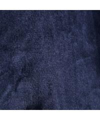 Lesara Bademantel mit Muster-Details - Dunkelblau - S