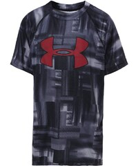 Under Armour Tshirt de sport black/black/cardinal