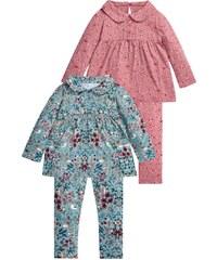 Next TWO PACK Pyjama teal