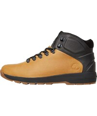 Timberland Mens Westford Mid Hiker Leather Wheat