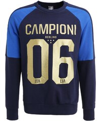 Puma FIGC ITALIA TRIBUTE Sweatshirt peacoat/team power blue