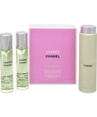 Chanel Chance Eau Fraiche - toaletní voda s rozprašovačem (3 x 20 ml)