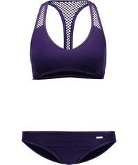 Sunseeker Bikini navy solid