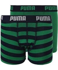 Puma 2 PACK Shorty dark green