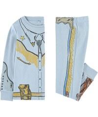 Stella McCartney Kids Pyjama mit Täuschungseffekt aus Bio-Baumwolle