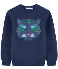 Stella McCartney Kids Neopren-Sweatshirt mit Motiv