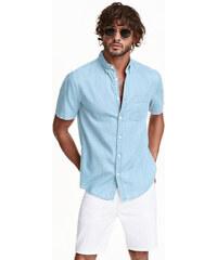 H&M Džínová košile Regular fit