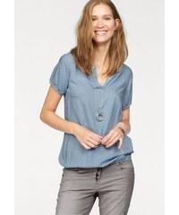 Tom Tailor Damen Shirtbluse blau 34,36,38,40,42,44,46