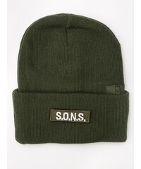 Cayler & Sons Flight Old School Beanie Olive